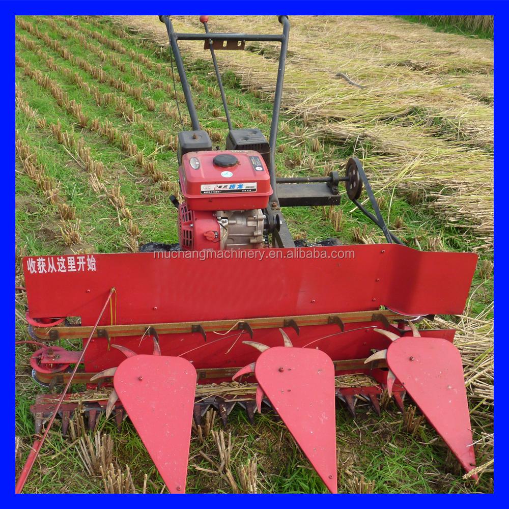wheat cutting machine