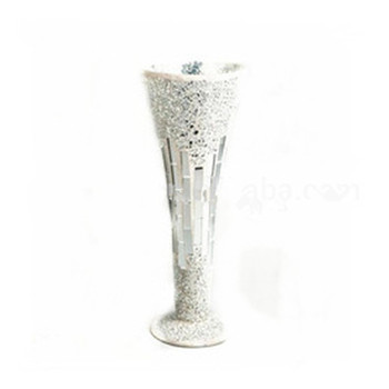 Silver Mirror Glass Long Stem Vases Buy Glass Long Stem Vases