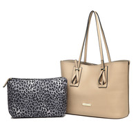 RICHMILAN---Fashion PU leather handbag Lady handbag messenger bags Wholesales women shoes and handbag set