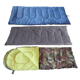 Army camouflage envelop sleeping bag Waterproof