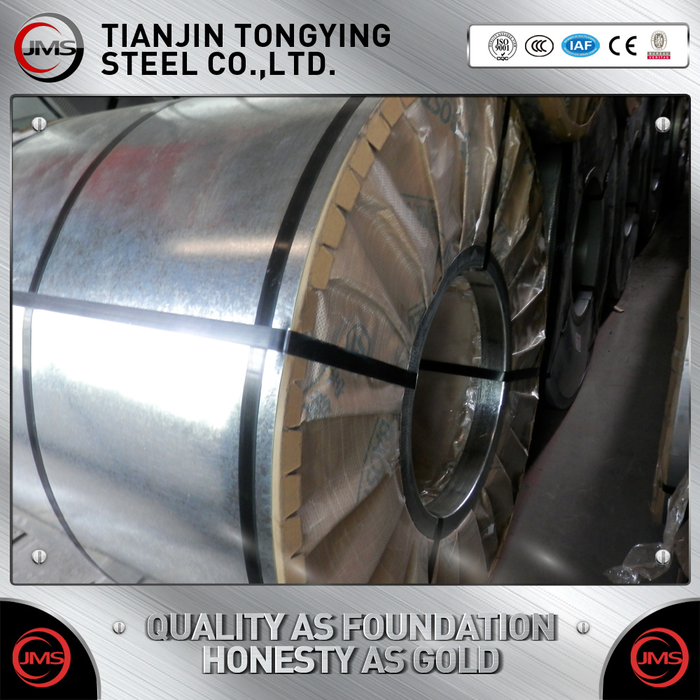 High quality dx51d z275 galvanized steel coil for building decoration/contruction materials