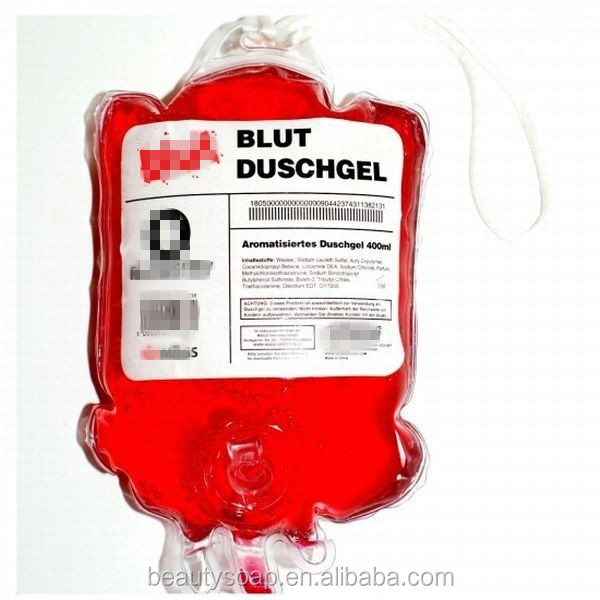 FACTORY OUTLET BLOOD BATH SHOWER GEL