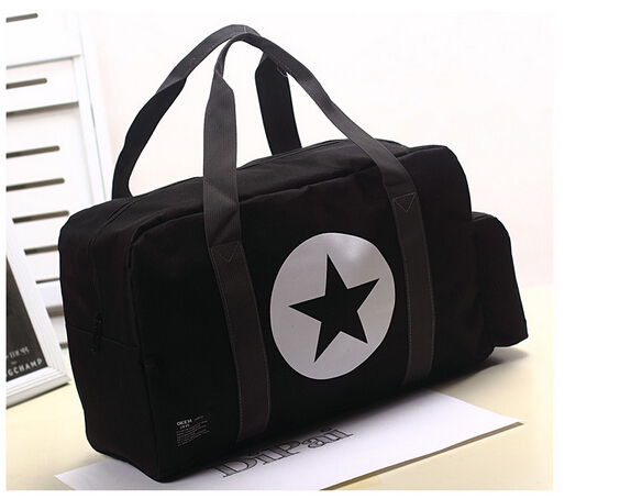 Generic Dolphin Printed Shoulder Gym Bags for Adults Cute Sports Duffle Bag for Youth
