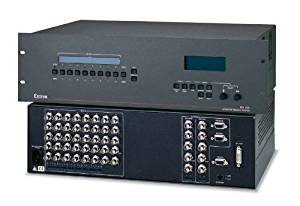 Extron ISS 408 Eight Input Seamless Switcher - Audio / Video Scaler