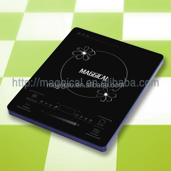 Solar Electric Stove / Battery Powered Induction Cooker