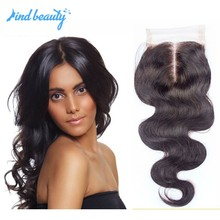 Top Selling Brazilian/India Virgin frontal lace closure raw India hair