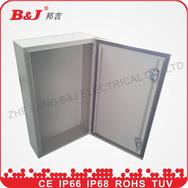 new waterproof outdoor metal electric small wall mounting metal cabinet box