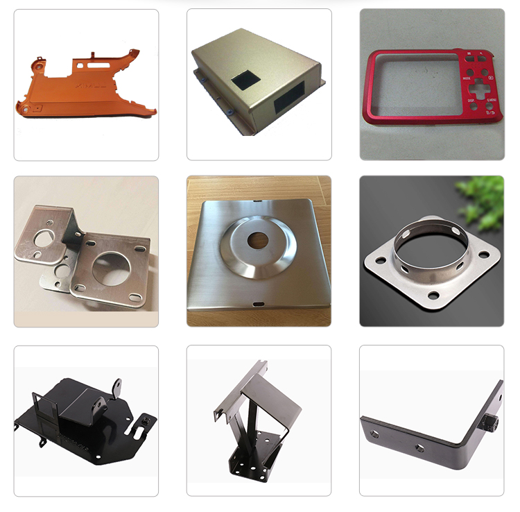 Custom Sheet Metal Faburication Electric Parts
