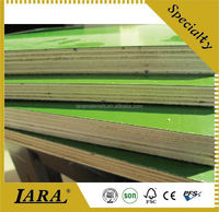 construction&real estate green phenolic plywood