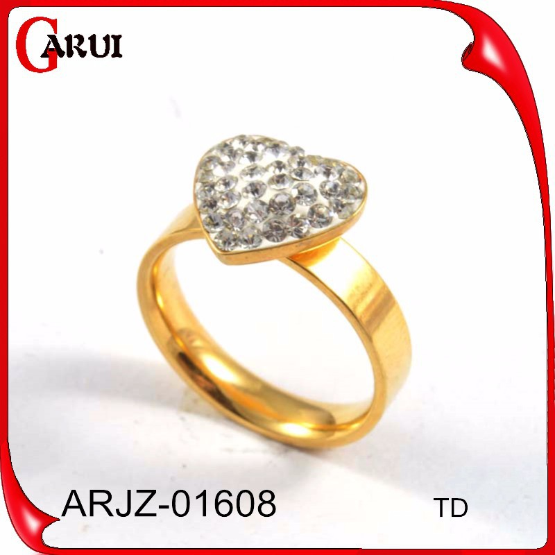gold fambuy wedding quality plated ring high costume rings product