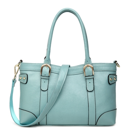 cb1c3ae9f03 Get Quotations · Brand bag Name Fashion 100% genuine leather handbags women  leather bag tote designers bags handbags