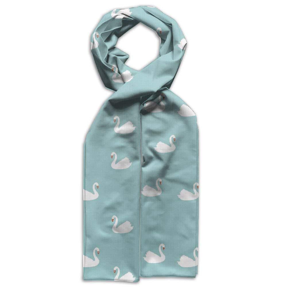 DGYEG44 Roses Printing Scarf Kids Warm Soft Fashion Scarf Shawl For Autumn Winter
