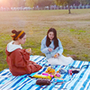 Outdoor Easy To Carry Camping Mat Waterproof Moisture Proof Beach Picnic Mat