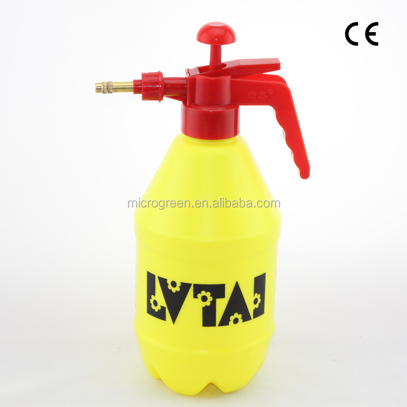 Mist Blower Plastic Pump 2Liter Air Pressure Sprayer