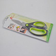 Kangits A9028 stainless steel bone Scissors for kitchen china manufacturer bottle opener