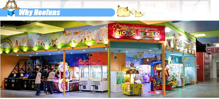 NO.1 Selling Good Catcher Arcade Tickets Video Vending Game Machines/Gift Vending Machine/Wholesale Arcade Games