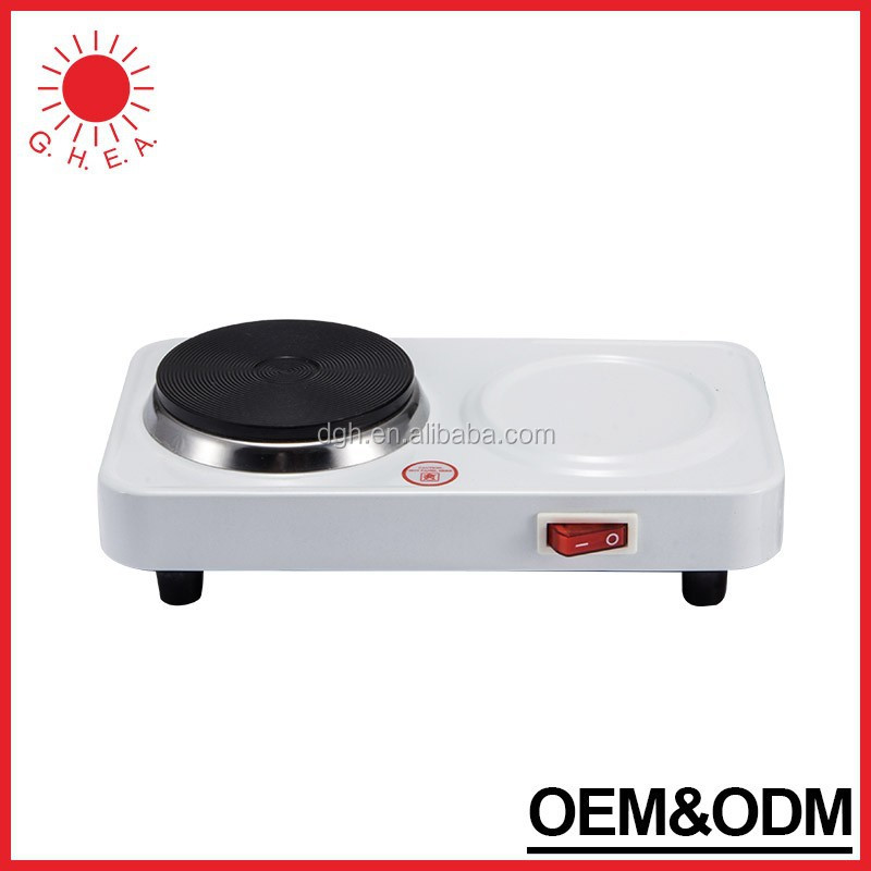 electric home appliances food warmer single solid electric hot plate 450watts electric hot plate