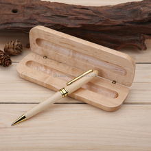 Promotional wood ballpoint pen For Customers Usages