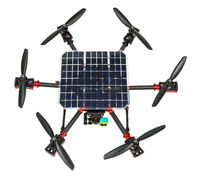 AF930 Flying RC solar Drone Camera 2.4G 4Channel 6-Axis Helicopter Quadcopter Plane Remote Control