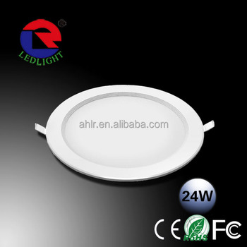 buy popular 54da4 421ee 2016 Latest Version Recessed Dimmable Super Thin Large Diameter Led  Downlight 24w For Led Residential Lighting - Buy Large Diameter Led ...