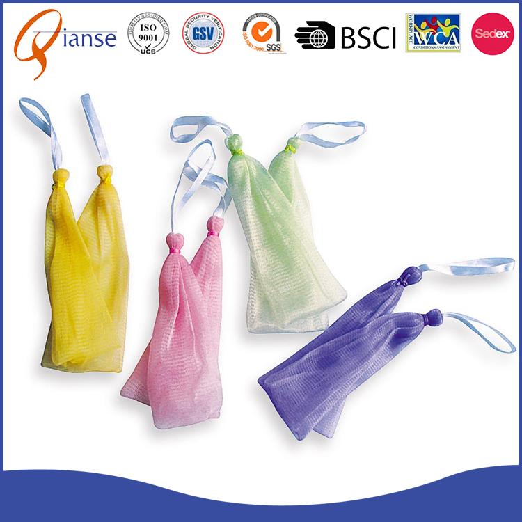 Soap Saver Pouch Mesh Soap Bag