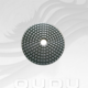 Wet diamond polishing pad for stone 100mm grinding pad wet use