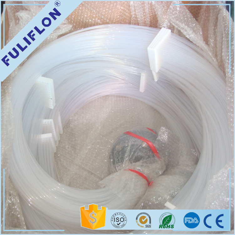 Plastic sheet rod tube parts teflon pfa