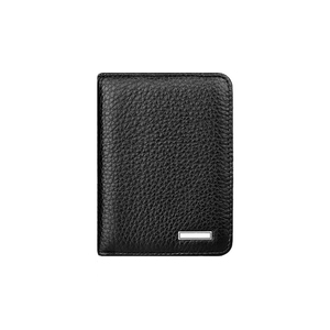 Dual USB Output Port 2 in 1 Wallet Leather Bag Credit Card Sized 4000 mAh Power Bank