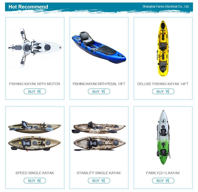 Customized whitewater kayak, surfski kayak, plastic kayak