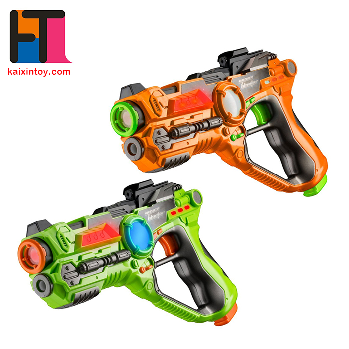 Amazon top seller gun BO space battle laser gun tag game toy