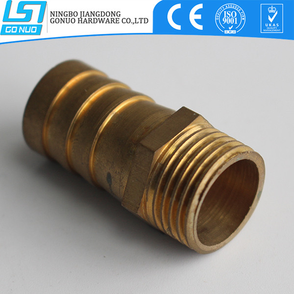 China manufacturer brass garden swivel connector hose coupling