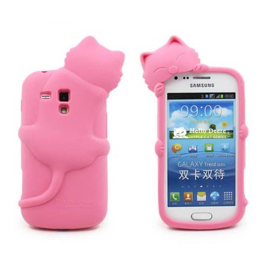 Coque Iphone S Silicone Lapin