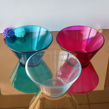 Clear salad glass bowl for sale