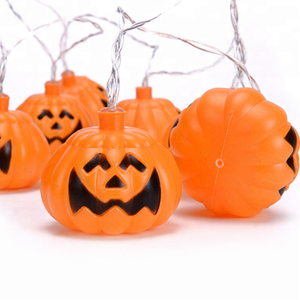 Promotional halloween decorations led string halloween lights