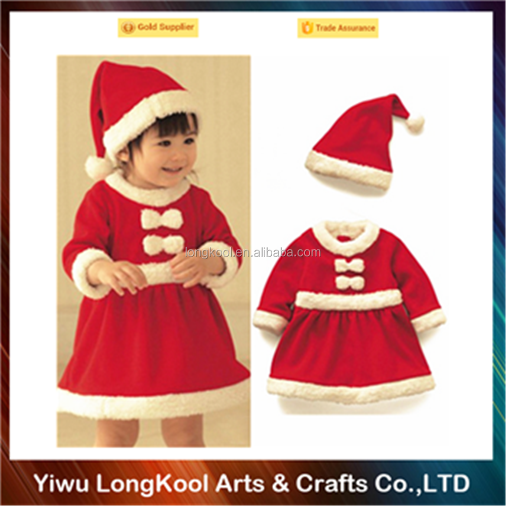 Kids Santa Claus Costume, Kids Santa Claus Costume Suppliers and ...
