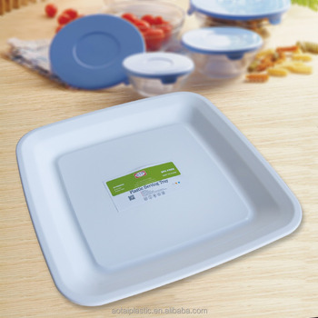 best quality restaurant plates serving dishes with pp plastic & Best Quality Restaurant Plates Serving Dishes With Pp Plastic - Buy ...