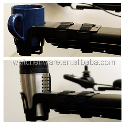 Custom plastic cup holder used in Chair arm in JIEWEI