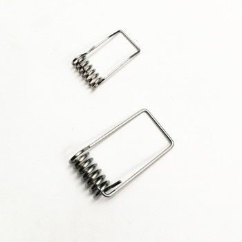 Torsion Load Type Downlight Spring Clips For Recessed Lighting Product On