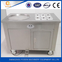 High efficiency Thai Ice Cream Machine /fried ice cream machine