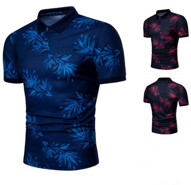 Custom Printed Short sleeved design logo mens polo <strong>shirt</strong> slim fit Polo T <strong>shirt</strong>
