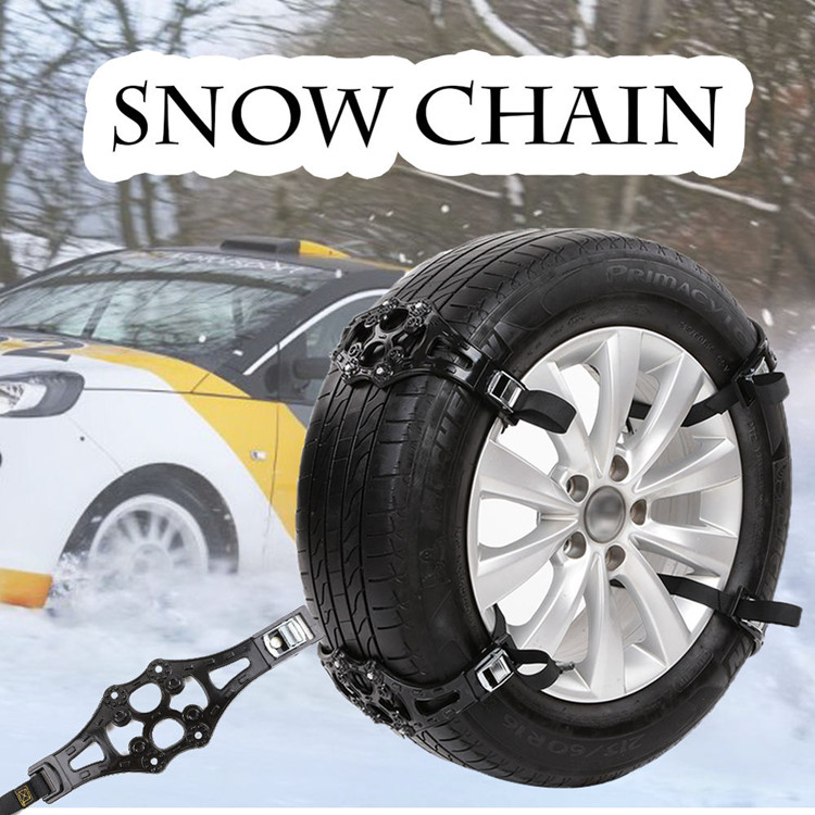 Winter Safety Anti-skid Snow Chains For Car
