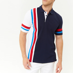 NanChang Factory Custom Design Fashionable Polo T Shirt Men