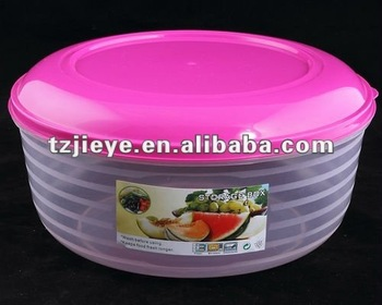 Kitchen Plastic Food Storage Container With Lid Buy Bulk Food