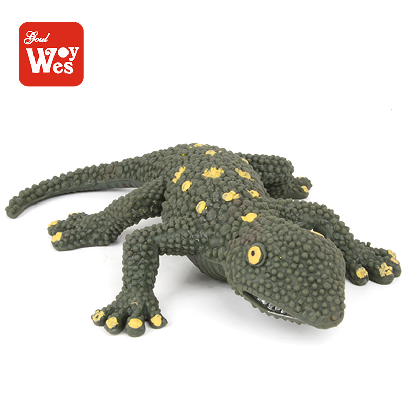 Hot sale non-toxic stretchable soft rubber 2018 toys with crocodile shape
