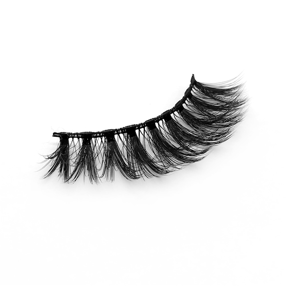 3D Nerz Lash Wimpern Fabrik Supply Private Label Nerz Packung mit 5 Wimpern Großhandel 3D Nerz Wimpern