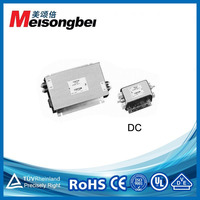 RFI Power Line Filters for DC Applications_DC