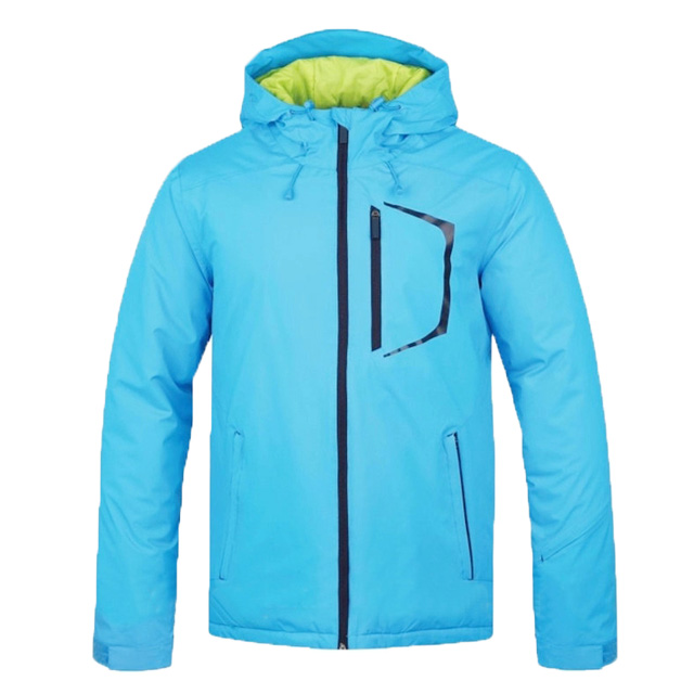 100% Polyester Men's Cheap Top Quality Rain Ski Coat Water Repellent Outdoor Sports Winter Ski Snow Jacket