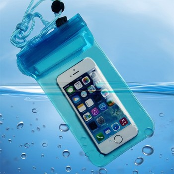 2018 Waterproof Swimming Plastic Mobile Phone WaterProof Bag for iphone 6
