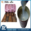 Low shrinkage Architectural & decoration mold making liquid silicone rubber