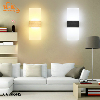 Acrylic Bedroom Led Headboard Fancy Wall Lights Beside Lamp Decorative Mounted Light Product On